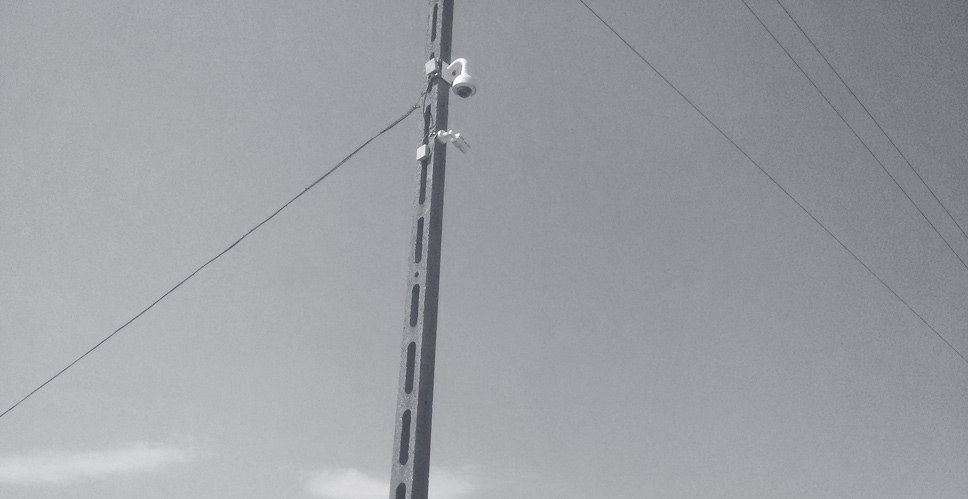 Montaż systemu monitoringu